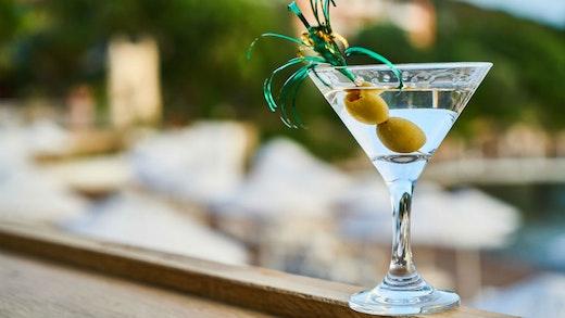 Τα εμβληματικά: Dry Martini