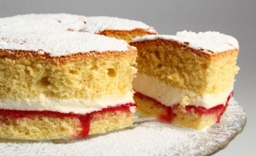 Εντυπωσιακά χειμωνιάτικα κέικ
