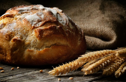 Φτιάχνουμε ψωμί στο σπίτι