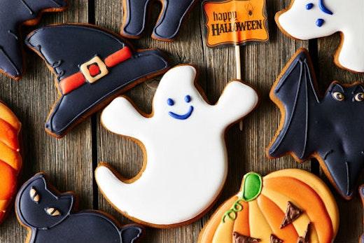 Βoo!!! Γλυκά για το Halloween