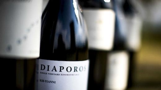 Ο Διάπορος θριάμβευσε στο Wine Advocate