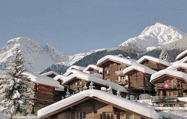 Home Exchange in Grimentz, Switzerland
