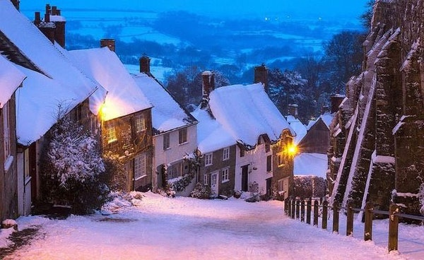 Home exchange offer in Shaftesbury, Dorset
