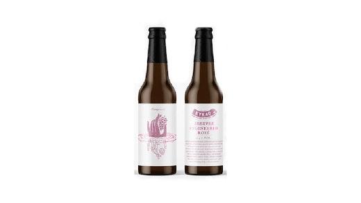 ΚΥΚΑΩ Reverse Engineered Rosé: Μπύρα, κρασί, ή και τα δύο;