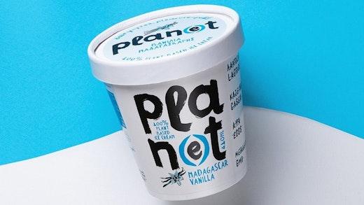 Plan(e)t ice cream: το πρώτο ελληνικό plant based παγωτό