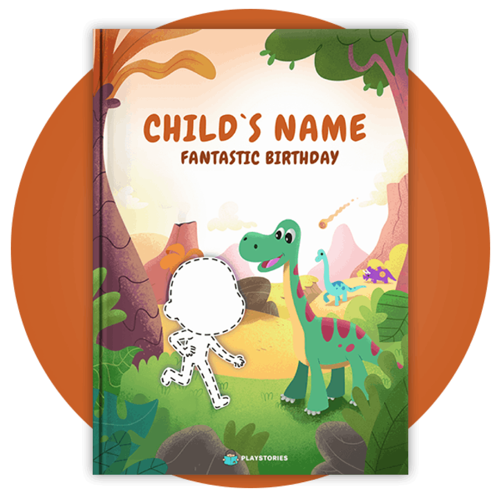 The Fantastic Dino Birthday - Playstories