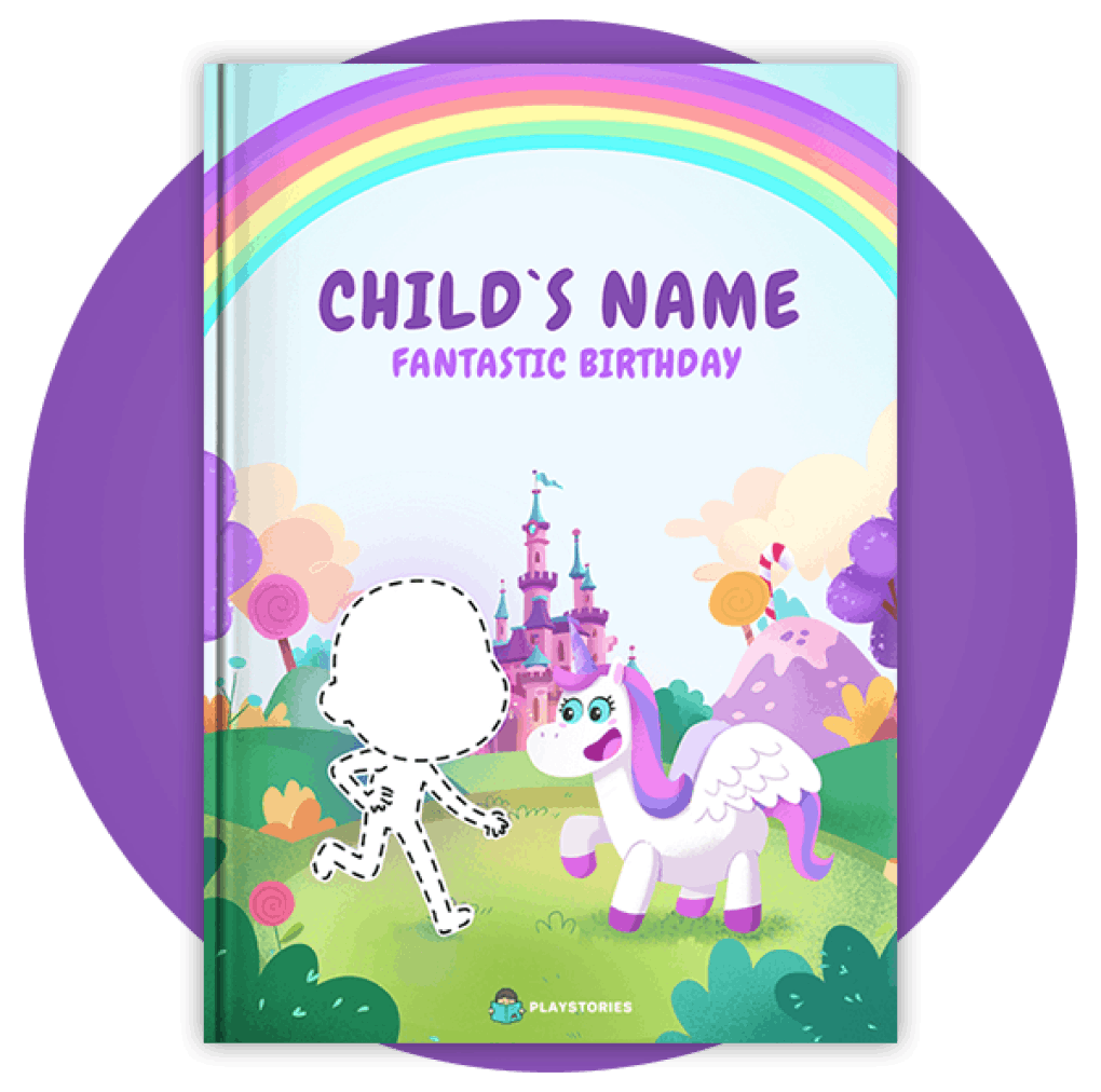 Personalized Princess Story Book - Playstories