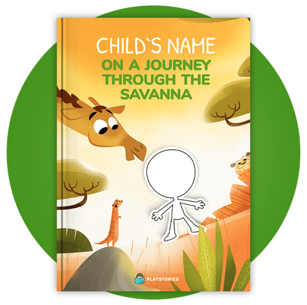 On  A Journey Through The Savanna - Playstories