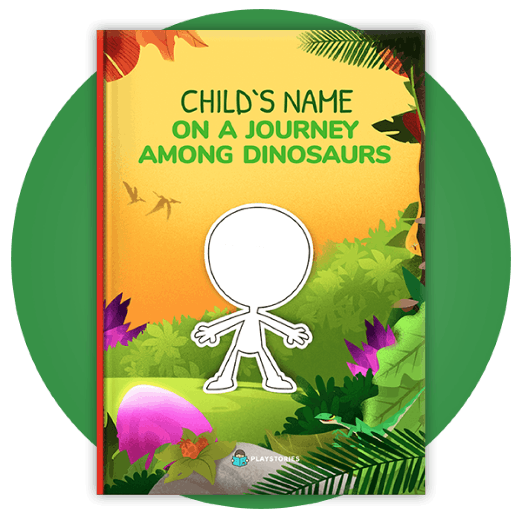 On A Journey Among Dinosaurs - Playstories