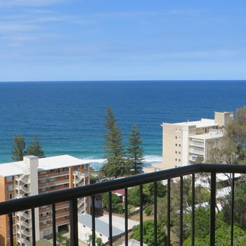 Australia's Gold Coast Home Swap