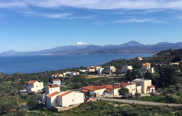 Home swap on Crete