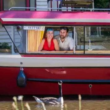 Houseboat Home Swap