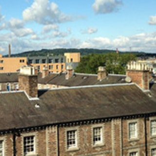 Edinburgh home swap