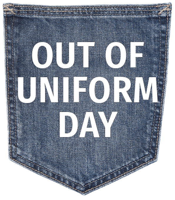 Ouf of Uniform Day