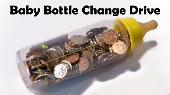 baby bottle change drive