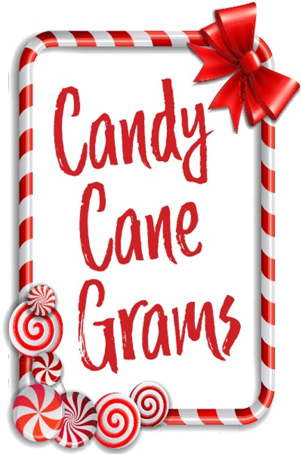 Candy Cane Grams