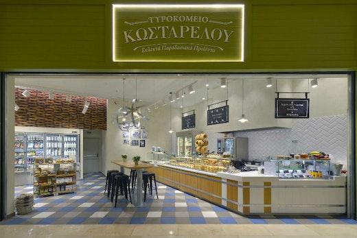 Εγκαίνια για το νέο κατάστημα Κωσταρέλου στο Golden Hall