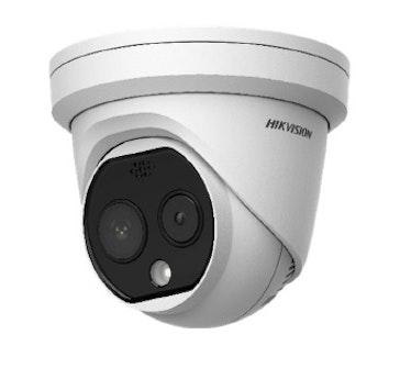 Fever Alert Turret Camera