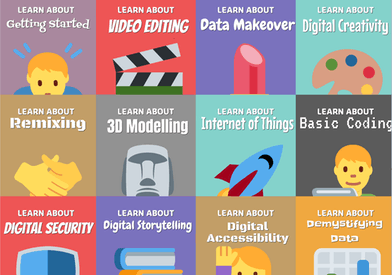 23 Things module logos