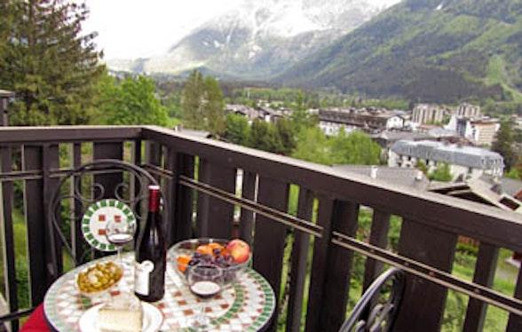 Apartment in Chamonix, Mont Blanc, France