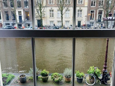 Home exchange in Amsterdam