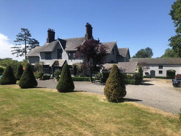 Shrewsbury home exchange